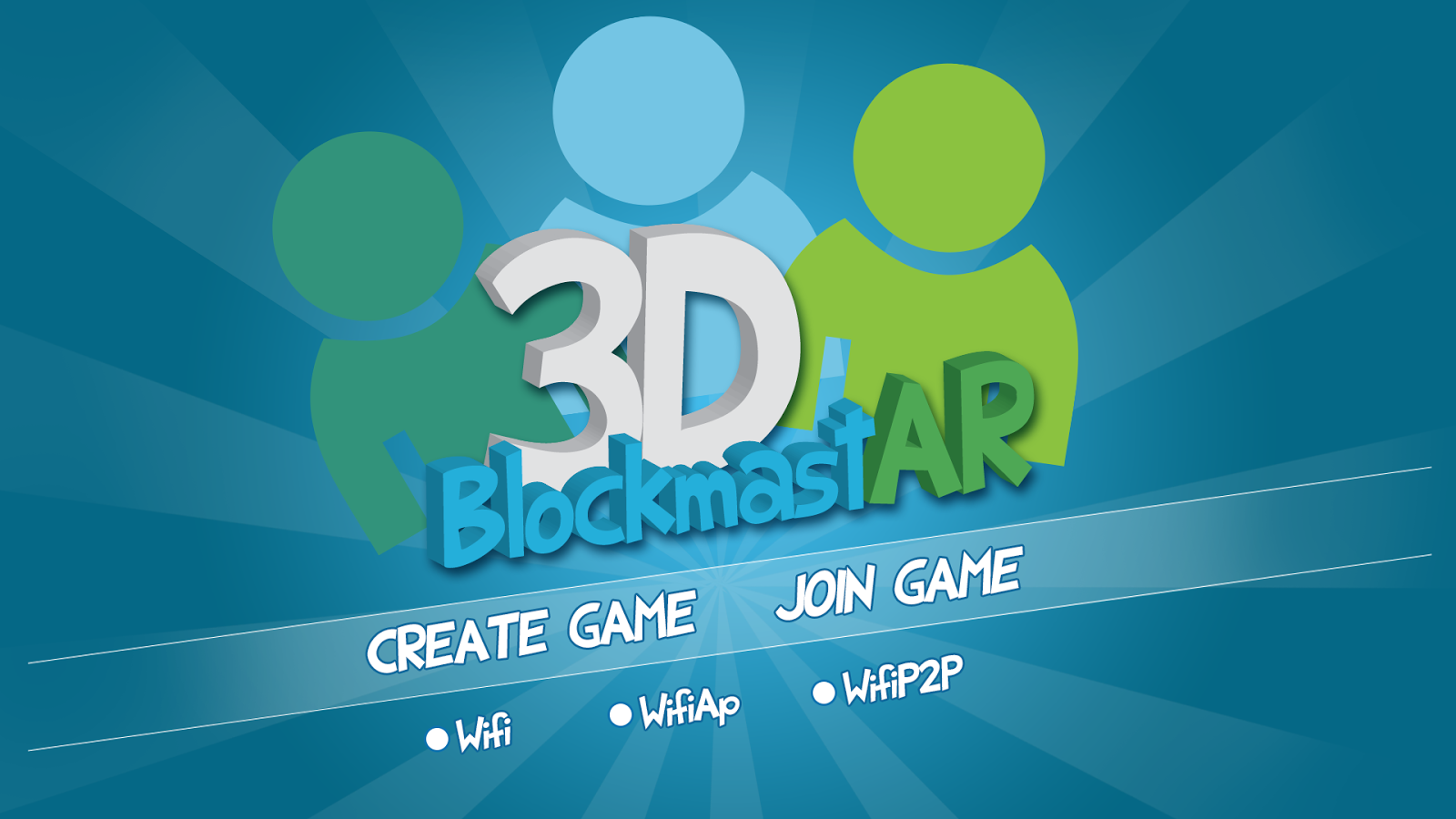 BlockmastAR - screenshot