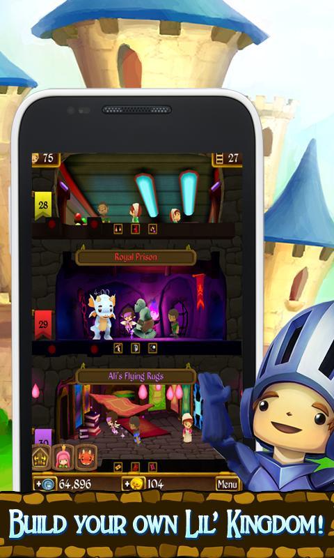 LIL' KINGDOM screenshot #2