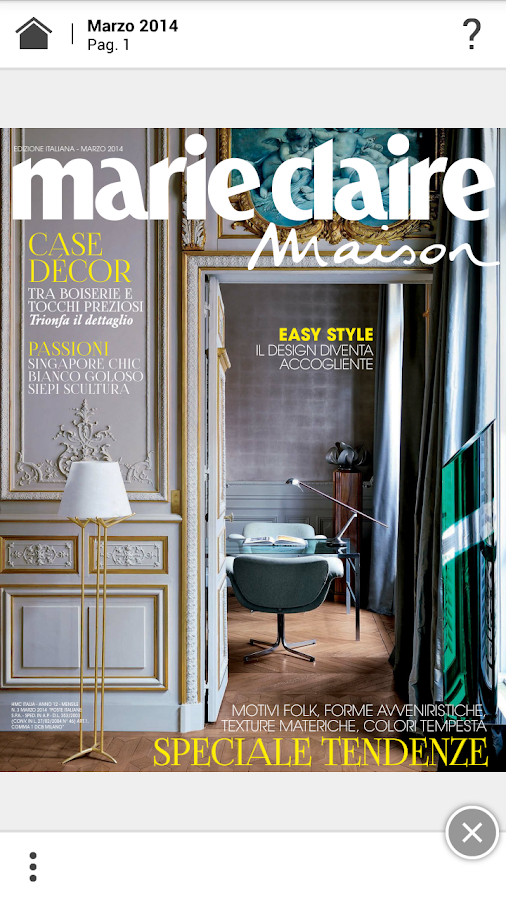 Marie claire maison italia android apps on google play - Marie claire maison concours ...
