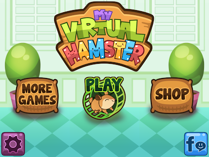 My Virtual Hamster - Cute Pet - screenshot thumbnail