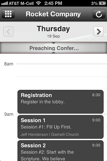 The Preaching Conference
