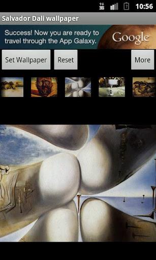 攝影必備APP下載 Salvador Dali Wallpaper 好玩app不花錢 綠色工廠好玩App