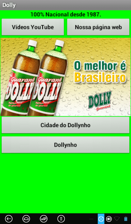 Screenshots of Cante com o Dollynho for iPhone