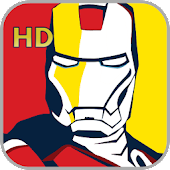 Paint Iron Man HD