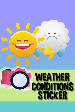 Weather conditions camera