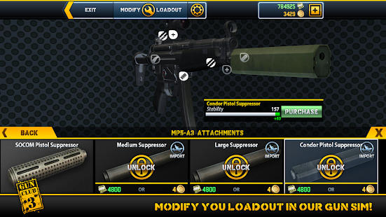 Gun Club 3: Virtual Weapon Sim- screenshot thumbnail