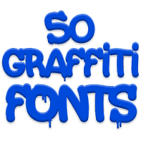 Fonts for FlipFont Graffiti 3.2.2