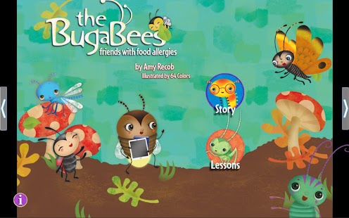 Bugabees-Friends w Allergies - screenshot thumbnail