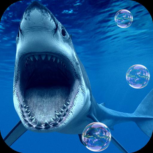 Shark Live Wallpaper LOGO-APP點子