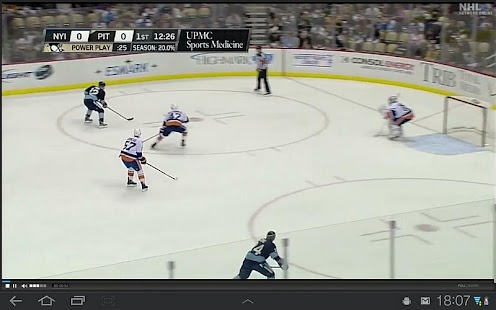 Sports TV HD for Tablets - screenshot thumbnail