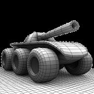 Six Wheels and a Gun [Мод: Unlocked]