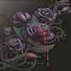 Bleeding Rose Live Wallpaper