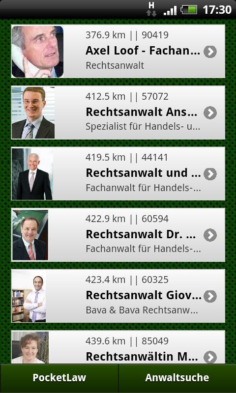 Handels- & Gesellschaftsrecht- screenshot