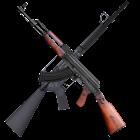 A Set of Guns - Shooting Range icon
