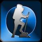 徒步旅行GPS演示 icon
