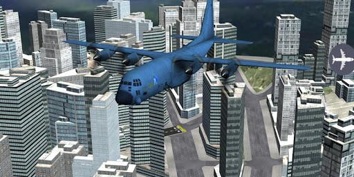 Flight Airplane:Pilot
