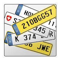 Number plate 2.2.3