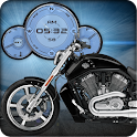 Harley Davidson Muscle HD LWP icon