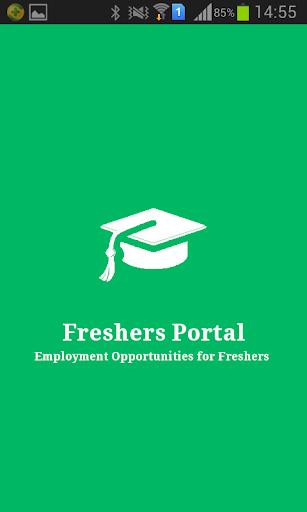 Freshers Portal