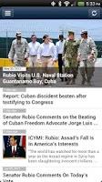 Screenshot of U.S. Senator Marco Rubio