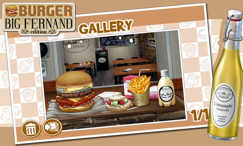 Burger - Big Fernand- screenshot