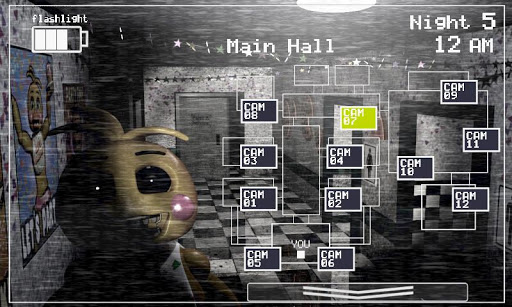 Screenshot for Five Nights at Freddy's 2 in United States Play Store