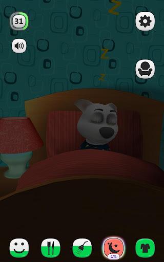 Chien qui Parle Animal Virtuel  captures d'u00e9cran 2