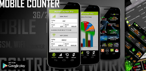 Resultado de imagen de Mobile Counter Pro - 4G, WIFI