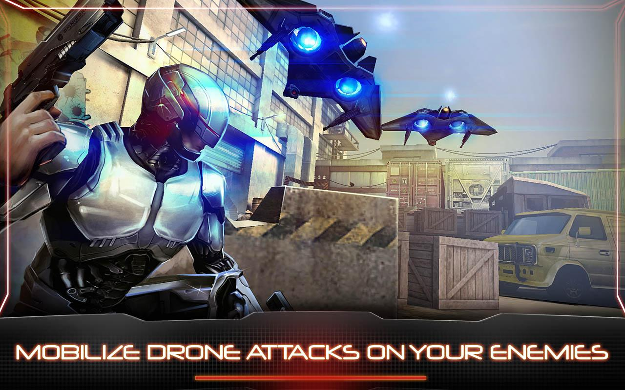 RoboCop™- screenshot
