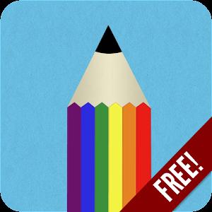 Rainbow Draw Free APK for Blackberry