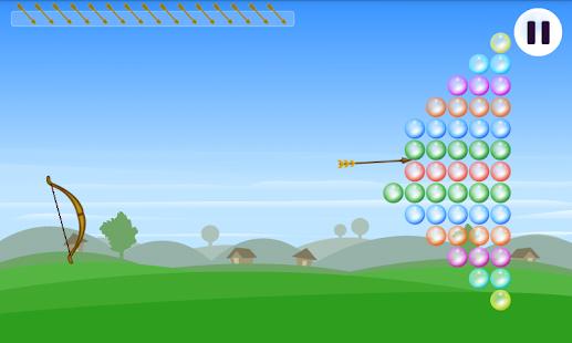Bubble Archery 2