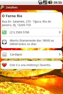 O Forno Rio- screenshot thumbnail