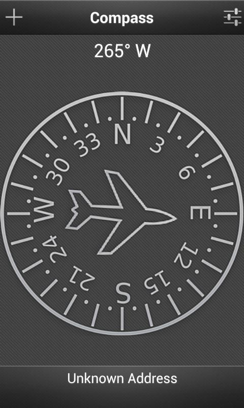 Compass- screenshot