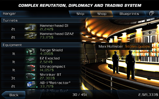 Galaxy on Fire 2™ HD (Full/Unlocked/Money)