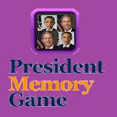 President Memory Game