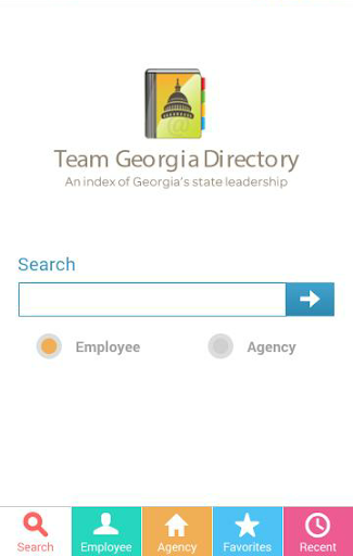 Team Georgia Directory