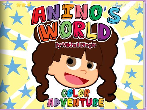 Anino's World - Color Dragons