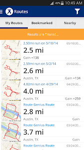 Map My Fitness Workout Trainer v2.9.3