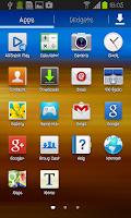 Screenshot of Phat Boi FlipFont