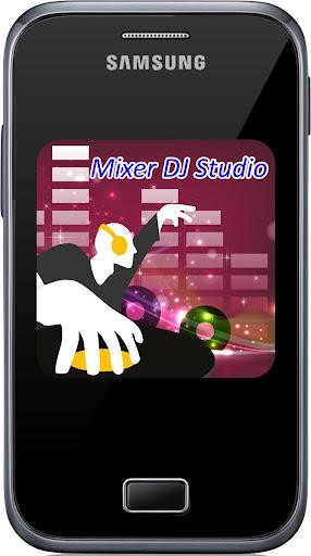 Mixer DJ Studio