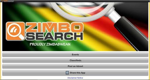 【免費商業App】Zimbosearch App-APP點子