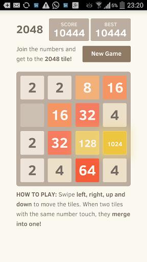 2048 Game Original Improved Apk Download Free for PC, smart TV