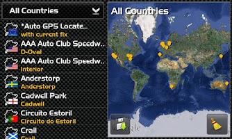 Screenshot of aLapRecorder Upgrade