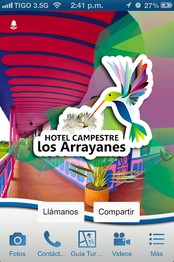 Hotel Campestre Arrayanes