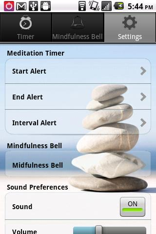 Meditation Timer- screenshot