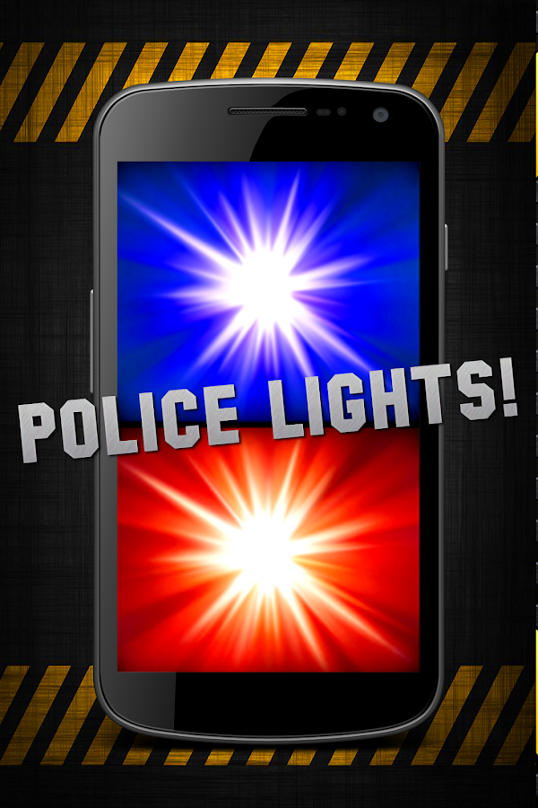 Police Siren And Lights Free- screenshot