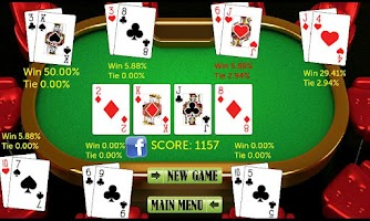 Screenshot of Poker Master (Poker Game)
