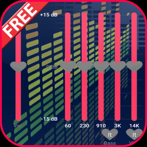 音乐音量EQ 音樂 App LOGO-硬是要APP