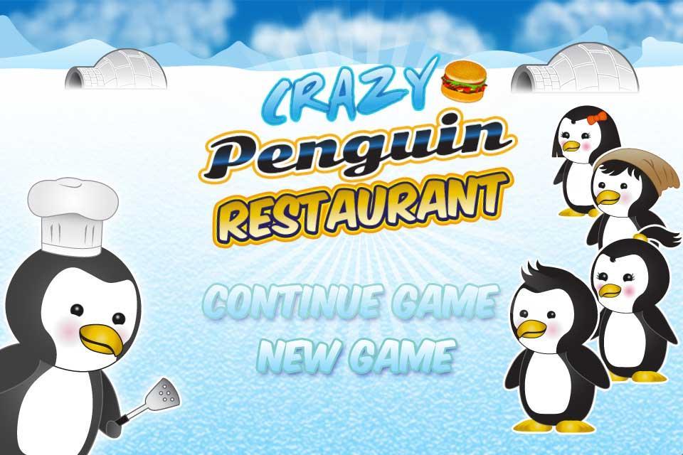 Penguin-Restaurant-Waitress 17