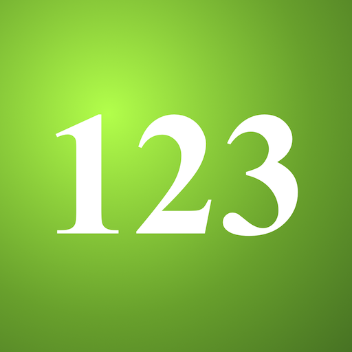 Numbers Flash Cards 123 LOGO-APP點子